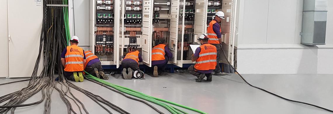 <h3>Instalaciones Técnicas Integrales</h3> Sector Industrial y Comercial